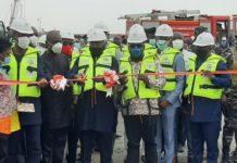 Veep Commissions Liquid Bulk Terminal At Takoradi Port