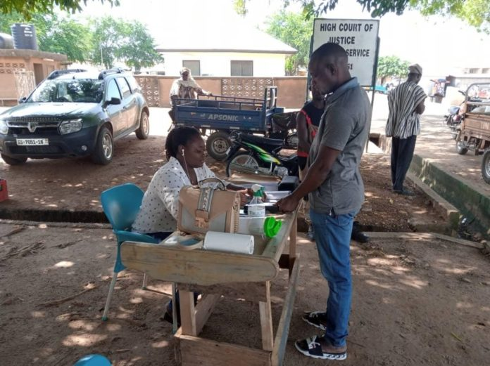 Voters Register