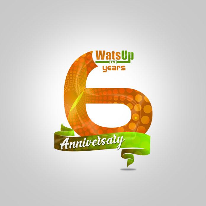 Watsup Tv Years Anniversary