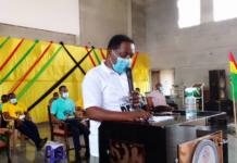 Apostle Adjei Kwarteng