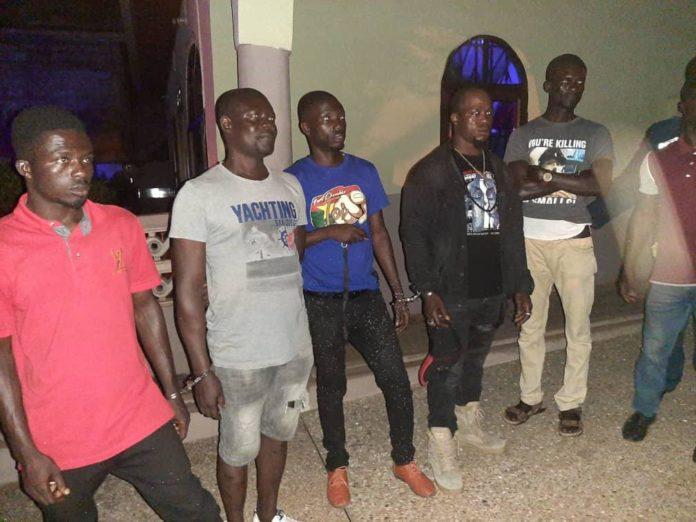 Arrest Criminals