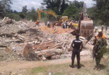 Church Collapse