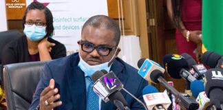 Deputy Minister Of Finance Charles Adu Boahen X