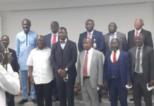 Health Inauguration Board