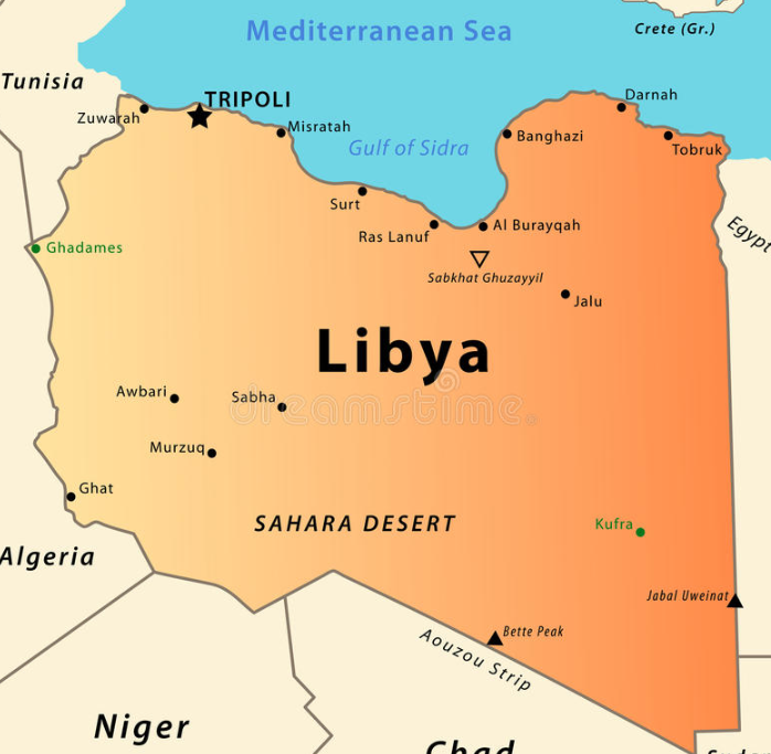 East-based army accuses UN-backed government  of trying to destabilize security in southern Libya
