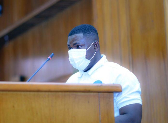 Mr Dramani Bukari