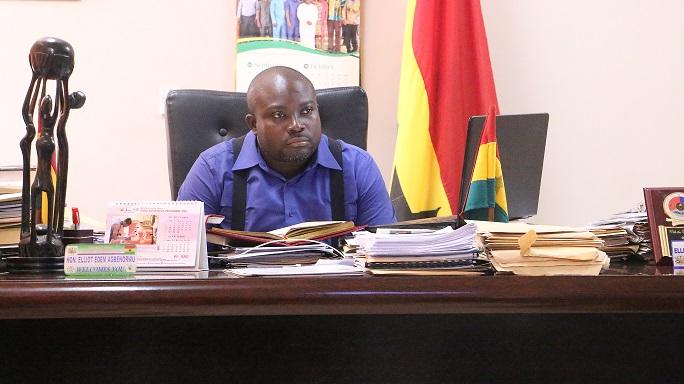 Mr Elliot Edema Agbenorwu