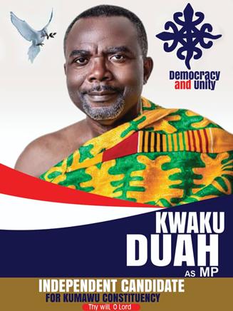 Mr Kwaku Duah