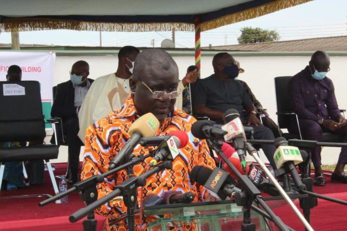 Mr Kwaku Ofori Asiamah
