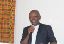 Mr William Jesse Mensah