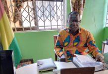 Nana Kwesi Kodua Apreku