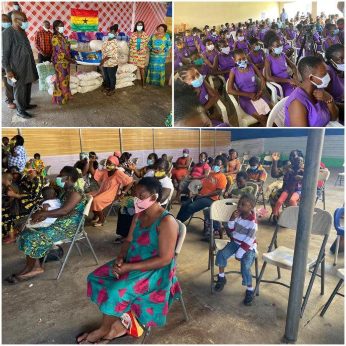 Opoku Agyemang Donation