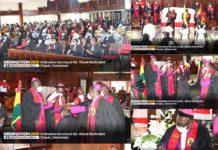 Ordination Ministers