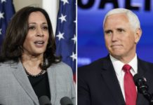 Pence And Harris
