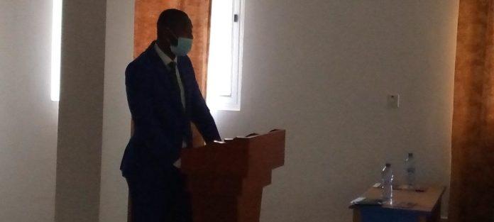 Professor Ernest Asamoah