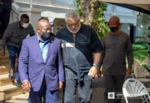 Rawlings Akufo Addo
