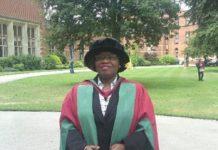 Reverend Dr Dinah Baah Odoom