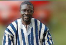 Reverend Samuel Agyei Debrah