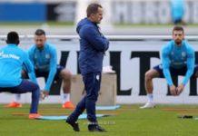 Schalke Coach Manuel Baum