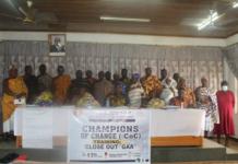 Social Organization Training