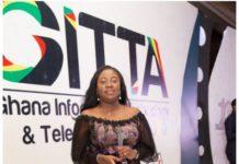 Patricia Obo-Nai -Vodafone Ghana CEO