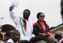 Ablekuma Ndc Campaign Launch