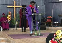 Apostle Dr Elikplim Fiagbedzi