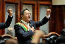 Bolivia S President Luis Arce