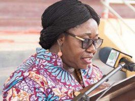 Chief Of Staff Madam Akosua Frema Osei Opare