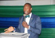 Dr Bernard Oko Boye Deputy Minister Of Health