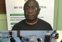 Dr John Tampuori