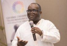 Dr Kenneth Ashigbey