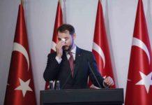 Finance Minister Berat Albayrak