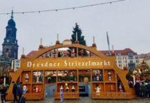 German City Of Dresden