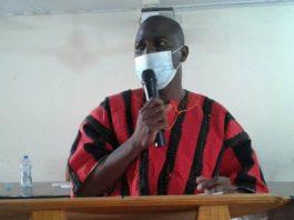 Mr Edward Laabiiri Sabo