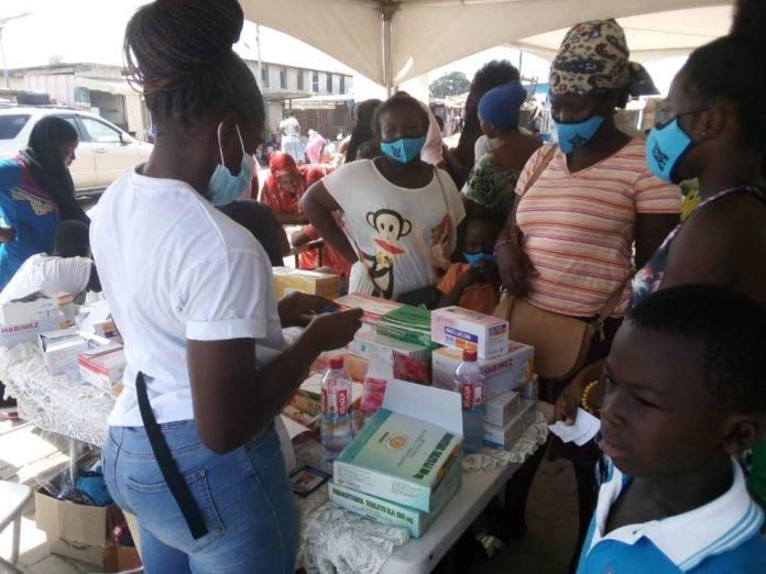 Health Screening Residents
