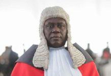 His Lordship Kwasi Anin Yeboah