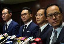 Hong Kong Lawmakers