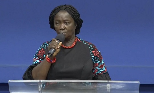 Jane Naana Opoku Agyeman Is The Ndc S Vice Presidential Candidate