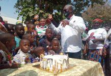 Mahama Birthday