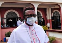 Most Reverend Professor Emmanuel Asante