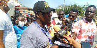 Mr Emmanuel Simpiney Mensah Jr