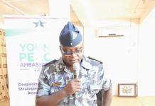 Mr Francis Kwasi Amankwah