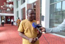 Mr Ibrahim Oppong Kwarteng