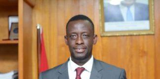 Mr Kwabena Okyere Darko
