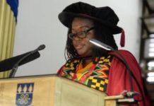 Professor Nana Aba Appiah Amfo