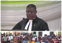 Reverend Kenneth Djotepe