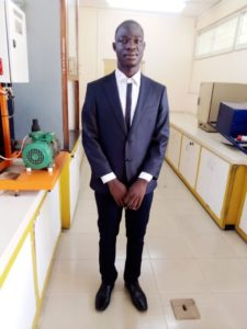 Robert Atim Annab A Beneficiary Who Graduated From The Kwame Nkrumah University Of Science Technology