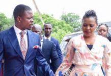 Shepherd Bushiri And His Wife Mary