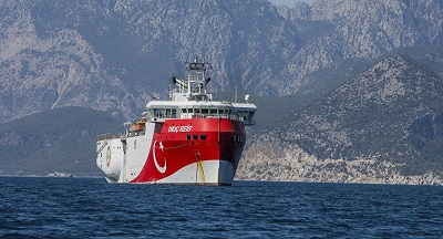 Ship Turkey